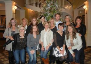 Anderson Dental - Christmas Group Photo