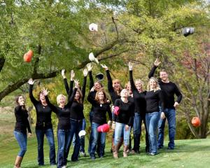 Hats off to Anderson Dental Group!