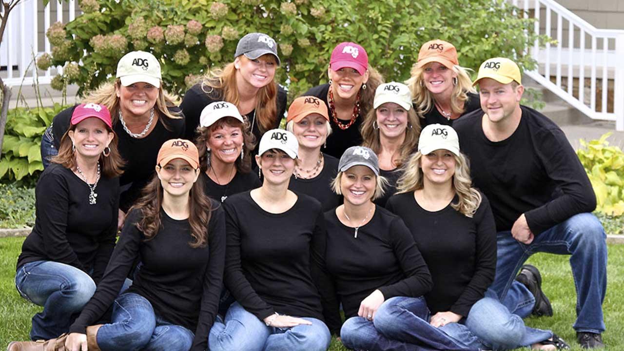 Staff Photo - Team Building