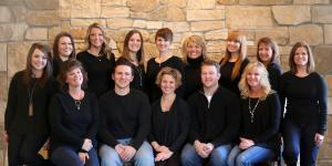 Anderson Dental Team Photo