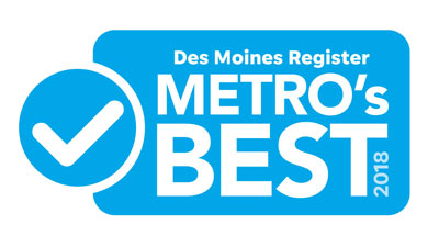 AD - Metros Best Award