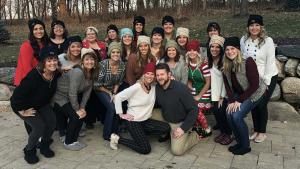 Anderson Dental Group Christmas 2018