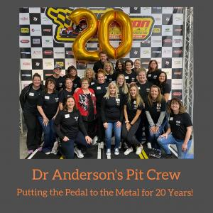 20 Years of Anderson Dental Group
