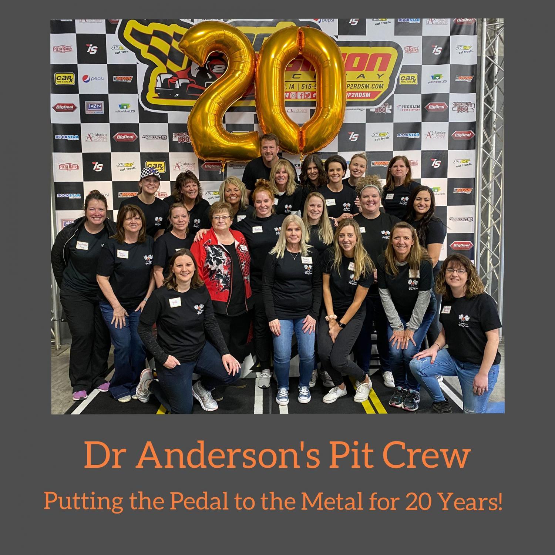 Celebrating 20 yrs ADG
